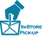 In store pickup only local pickup in Toronto GTA Mississauga Ontario