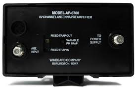 Winegard AP8700 Preamp